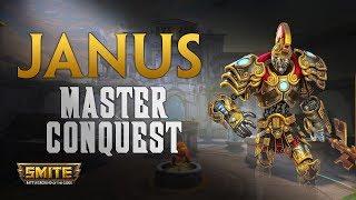 Janus, Aqui no se rinde nadie - Warchi - Smite Master Conquest S6