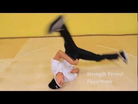 Aprender Como Hacer Windmill Bailar Breakdance tutorial