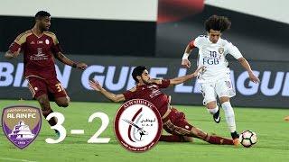 اهداف مباراة العين 3-2 الوحدة (2017-4-29) | الدوري الاماراتي