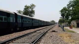 Ala hazrat departure by Delhi caant