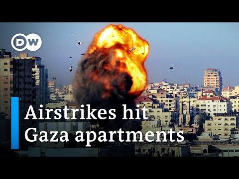 Deadliest Israeli bombing so far marks Nakba day in Gaza DW News