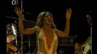 Tina Turner - Jumpin Jack Flash/It's Only Rock N Roll Prague