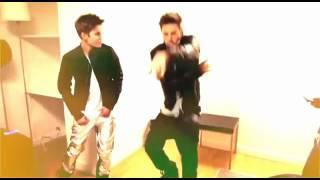 JUSTIN BIEBER Dancing with Ryan Good :)