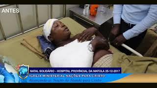 Mulher Salva da Morte - Apóstolo Onório Cutane