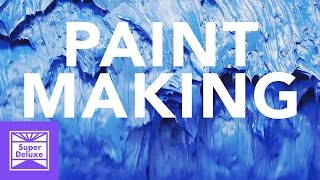 How Paint Is Made | Stoned Mode