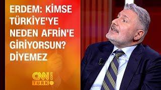 Erdem: Kimse Türkiye