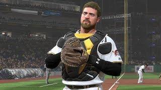 MLB The Show 19  - Matt Myer Road To The Show Pirates Catcher MLB 19 RTTS EP2