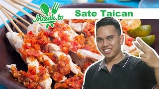 Sate Taichan Feat Dapur UNPAD