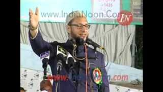 Full Video: Asaduddin Owaisi latest speech at Golkonda Hyderabad | MP MIM President