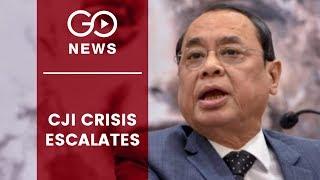 Allegations Against CJI Crisis Escalates