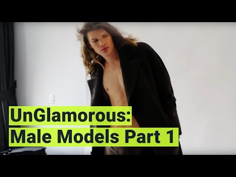 UnGlamorous -The Naked Truth About Male Models: Part 1