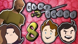 Old School RuneScape: The Gaff Man - PART 8 - Grumpcade (ft. SuperMega)