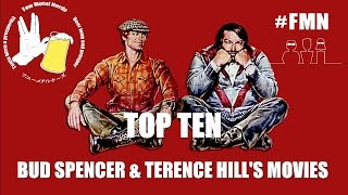TOP TEN: Bud Spencer & Terence Hill's Movies