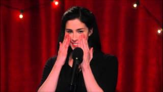Sarah Silverman on the word pussy