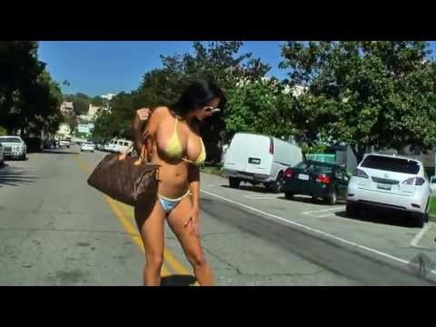 Hot Actress & Milf Mom Ava Addams in Bikini