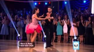 Meryl Davis & Maks- All Night  DWTS 18-Week-1