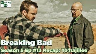 Breaking Bad Season 5 Episode 13 Recap: To'hajiilee   LIVE Podcast Recap, September 8, 2013