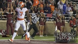 Mike Williams | Forging History