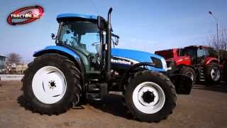 Трактор New Holland TS 135 A