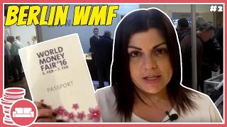 The 2016 World Money Fair  - Berlin