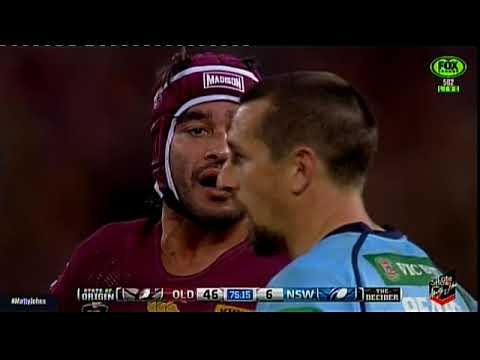 The Late Show With Matty Johns - Sledging