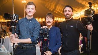 Wedding Filmmaking Behind the Scenes - Lindsay & Bo
