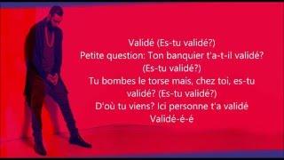 La Fouine:  Es-Tu validé?  Paroles