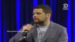 Fábio Lins - REPÚBLICA DO STAND UP 2013 - Comedy Central