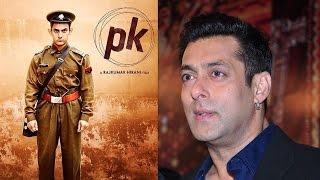 Salman Khan defends Aamir Khan's 'PK'