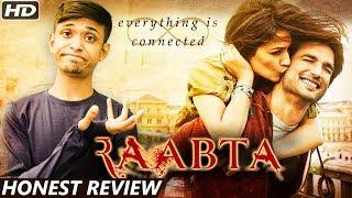 Raabta HONEST MOVIE REVIEW   Raabta VS Magadheera   Sushant Singh Rajput   Kriti Sanon