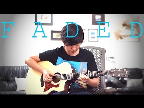 Alan Walker - Faded (Fingerstyle Guitar Cover by Harry Cho)