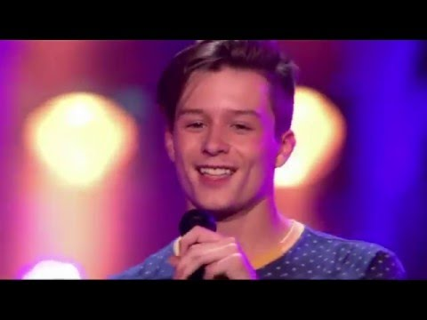 14-Year Old Boy Has A Voice Of INCREDIBLE Pop Star - SHOCKING - The Voice Kids