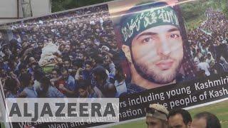 Kashmir on lockdown for Burhan Wani's death anniversary