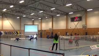 2018 Goalball World Championships China v Greece 2nd Half