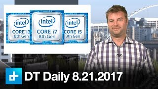 Intel's new 8th-Gen Core processors promise screaming speeds for laptops