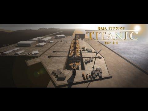 Baja Studios Titanic Set 3.0 UPDATE