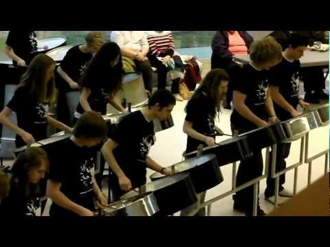 Hammer by Dover Steel Drum Band