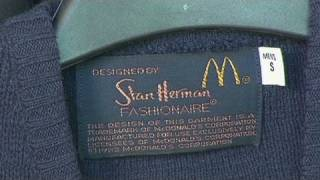 Designer uniforms: Service with style
