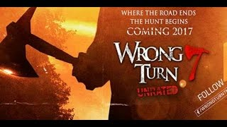Wrong Turn 7Official Trailer 2017 || New Hollywood Horror film