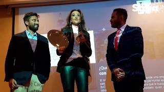 Adela Micha recibe el Premio a la Innovación 2017