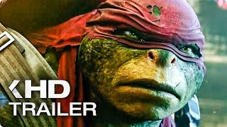 TEENAGE MUTANT NINJA TURTLES 2 Trailer 2 German Deutsch (2016)