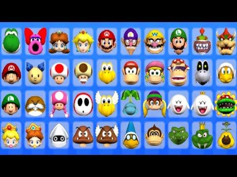 Xxx Mp4 Mario Super Sluggers All Characters 3gp Sex