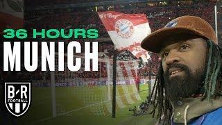 36 hours in Munich—Fernando Perez Watches Bayern Munich vs. Liverpool, Hits the Brauhaus