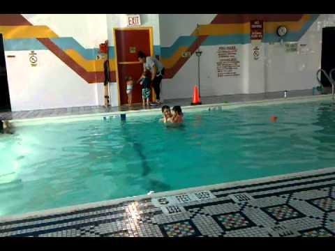 Malini Swimming