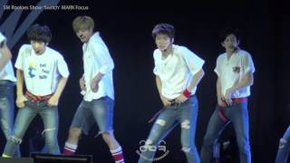 [Fancam] SM Rookies show SWITCH Mark Focus
