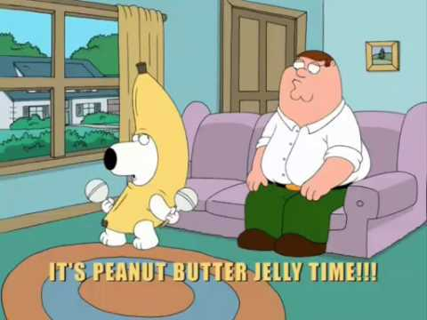 Xxx Mp4 Family Guy Peanut Butter Jelly Time 3gp Sex