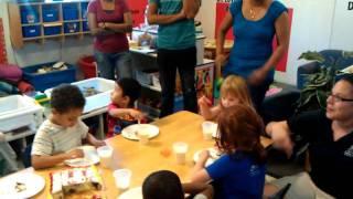 Sarindu's Last Day @ Daycare 09-16-2011