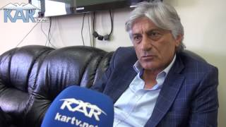 BB Erzurumspor Yeni Teknik Direktörü Kemal Kılıç İlk Değerlendirmesini Kartv.nete Yaptı