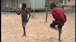 Aboriginal song and dance in Numbulwar, Arnhem Land, Australia