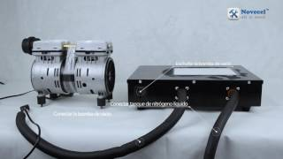 maquina separador de LCD, separador de congelación,ideal para separar todas las pantallas